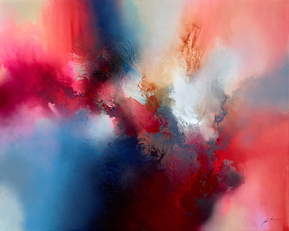 Mind's Eye by simon kenny -  sized 50x40 inches. Available from Whitewall Galleries